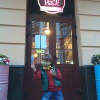 Снимок сделан в BabyRock пользователем Tatyana S. 4/26/2014