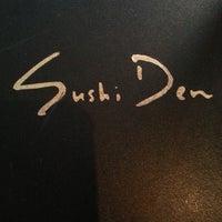 Снимок сделан в Sushi Den пользователем Riley Kaua K. 2/17/2013