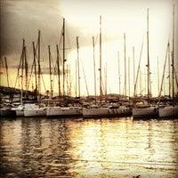 Foto diambil di Yalıkavak Marina oleh Fusun B. pada 10/23/2012