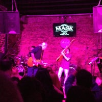 Снимок сделан в Mask Live Music Club пользователем Meral K. 1/27/2013