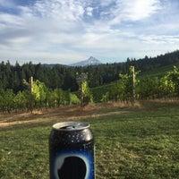 Foto scattata a Phelps Creek Vineyards da Matt il 8/21/2017
