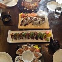 Foto scattata a Banyi Japanese Dining da Nic il 3/15/2014