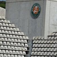 Photo prise au Stade Roland Garros par Nic le6/7/2013