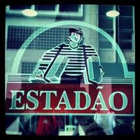 Foto tirada no(a) Estadão Bar & Lanches por Rafael C. em 3/26/2013