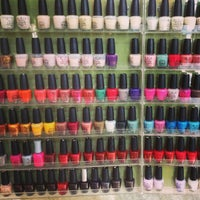 ... Photo taken at Nail Forum Inc by Mackie T. on 3/15/2013 ...