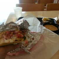 Photo taken at Barbacoa Mexican Grill by Tiffany H. on 12/31/2012