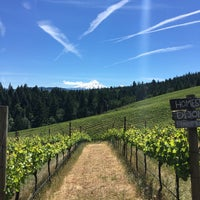 Foto scattata a Phelps Creek Vineyards da Julia K. il 6/17/2017