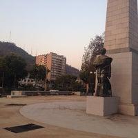 1/9/2014 tarihinde Chris O.ziyaretçi tarafından Monumento José Manuel Balmaceda'de çekilen fotoğraf