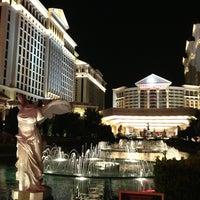 5/23/2013에 Nadya님이 Caesars Palace Hotel & Casino에서 찍은 사진