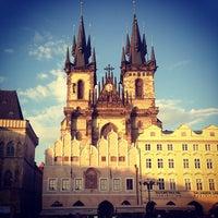 6/13/2013にКсенияが旧市街広場で撮った写真