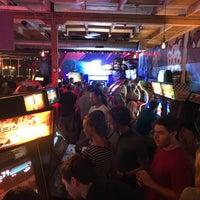 Снимок сделан в Boxcar Bar + Arcade пользователем LaMont'e B. 7/13/2019