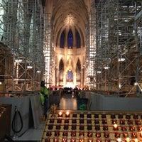 3/27/2013にGavin N.がセント・パトリック大聖堂で撮った写真