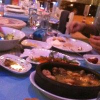 12/28/2012 tarihinde Seda T.ziyaretçi tarafından Ayvalık Meze Balık'de çekilen fotoğraf