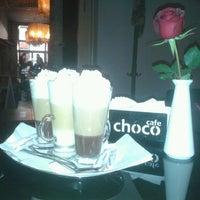 Das Foto wurde bei Choco Cafe von Ivona D. am 11/2/2013 aufgenommen