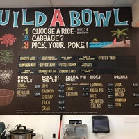 Photo taken at Laid Back Poke Shack by Ray B. on 5/5/2017