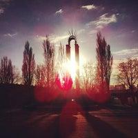 1/10/2013 tarihinde Marlooz V.ziyaretçi tarafından Olympiaplein'de çekilen fotoğraf