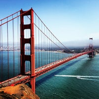 Das Foto wurde bei Golden Gate Bridge von Inno O. am 7/2/2013 aufgenommen