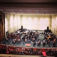 Photo taken at Symphony Hall by Odeen D. on 1/11/2013