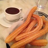 Foto diambil di La Churreria oleh Eunice C. pada 12/30/2012