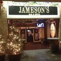 Foto scattata a Jameson's Bar & Grill da Jeff S. il 12/22/2012