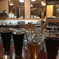 Photo taken at North Mountain Brewing Company by Paul H. on 4/4/2013