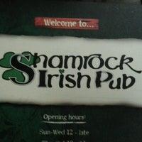 Das Foto wurde bei Shamrock Irish Pub von Alexander C. am 10/1/2012 aufgenommen