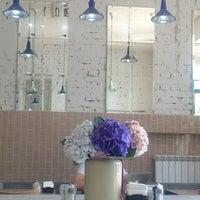 7/16/2013 tarihinde Olga T.ziyaretçi tarafından Breakfast Cafe'de çekilen fotoğraf