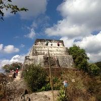Foto tomada en El Cerro del Tepozteco por Mauricio V. el 1/3/2013