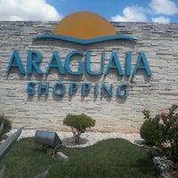 Foto tirada no(a) Araguaia Shopping por Andreus B. em 4/6/2014