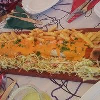 Foto scattata a Cantina Mexicana El Chango da Victor S. il 10/22/2013