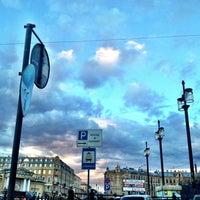 Снимок сделан в Сенная площадь пользователем Дима ). 4/25/2013