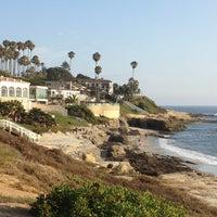 Снимок сделан в La Jolla Beach пользователем Pelin G. 8/26/2013