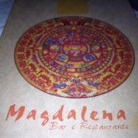 11/7/2012にNilton C.がMagdalena Bar e Restauranteで撮った写真