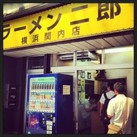 9/12/2013にKeisuke O.がラーメン二郎 横浜関内店で撮った写真
