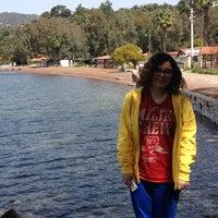 3/31/2013 tarihinde Gaye B.ziyaretçi tarafından Erine Beach Club'de çekilen fotoğraf