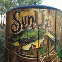 Photo taken at SunUp Brewing Co. by Gerard v. on 4/14/2013