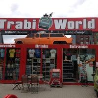 Das Foto wurde bei Trabi-Safari / Trabi-World von Ronny RayJay S. am 5/20/2013 aufgenommen