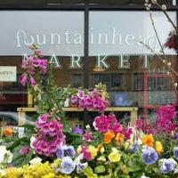 Photo prise au Fountainhead Market par It's A Major Plus le5/31/2015