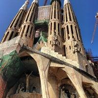 Foto tirada no(a) Sagrada Família por Eliezer S. em 7/24/2013