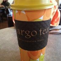 Das Foto wurde bei Argo Tea von Garrett H. am 1/28/2013 aufgenommen