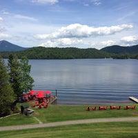 6/23/2014 tarihinde Suzanne C.ziyaretçi tarafından Lake Placid Lodge'de çekilen fotoğraf