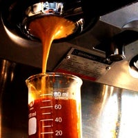 Foto scattata a The Lab by Alchemy Coffee da Christian T. il 11/19/2012
