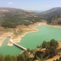 Foto tomada en Embalse de Iznajar por Wies V. el 7/5/2016