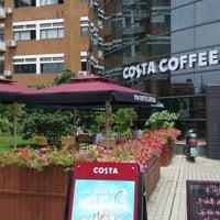 6/24/2014 tarihinde Jeff T.ziyaretçi tarafından Costa Coffee (咖世家)'de çekilen fotoğraf