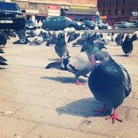 Снимок сделан в Сенная площадь пользователем Ekaterina P. 7/7/2013