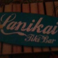 Foto tirada no(a) Lanikai Tiki Bar por Lucas H. em 12/1/2012