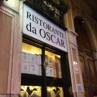 12/8/2012 tarihinde Paola M.ziyaretçi tarafından Ristorante Da Oscar'de çekilen fotoğraf
