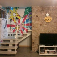รูปภาพถ่ายที่ Hostel Alice โดย Àile C. เมื่อ 5/22/2013