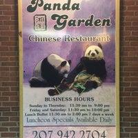Panda Garden Bangor Me
