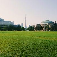 Foto tomada en Universidad de Toronto por Karim R. el 8/7/2014